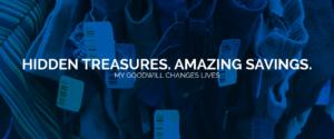 Hidden treasures. Amazing savings.