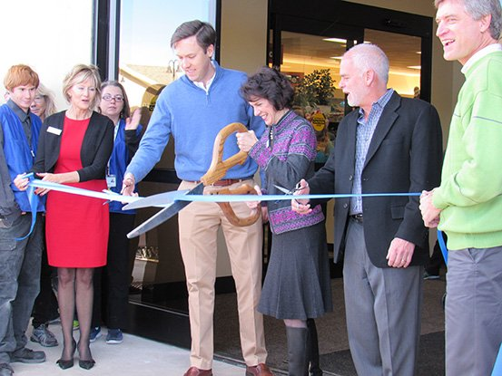 Woodland Park Retail Center grand opening