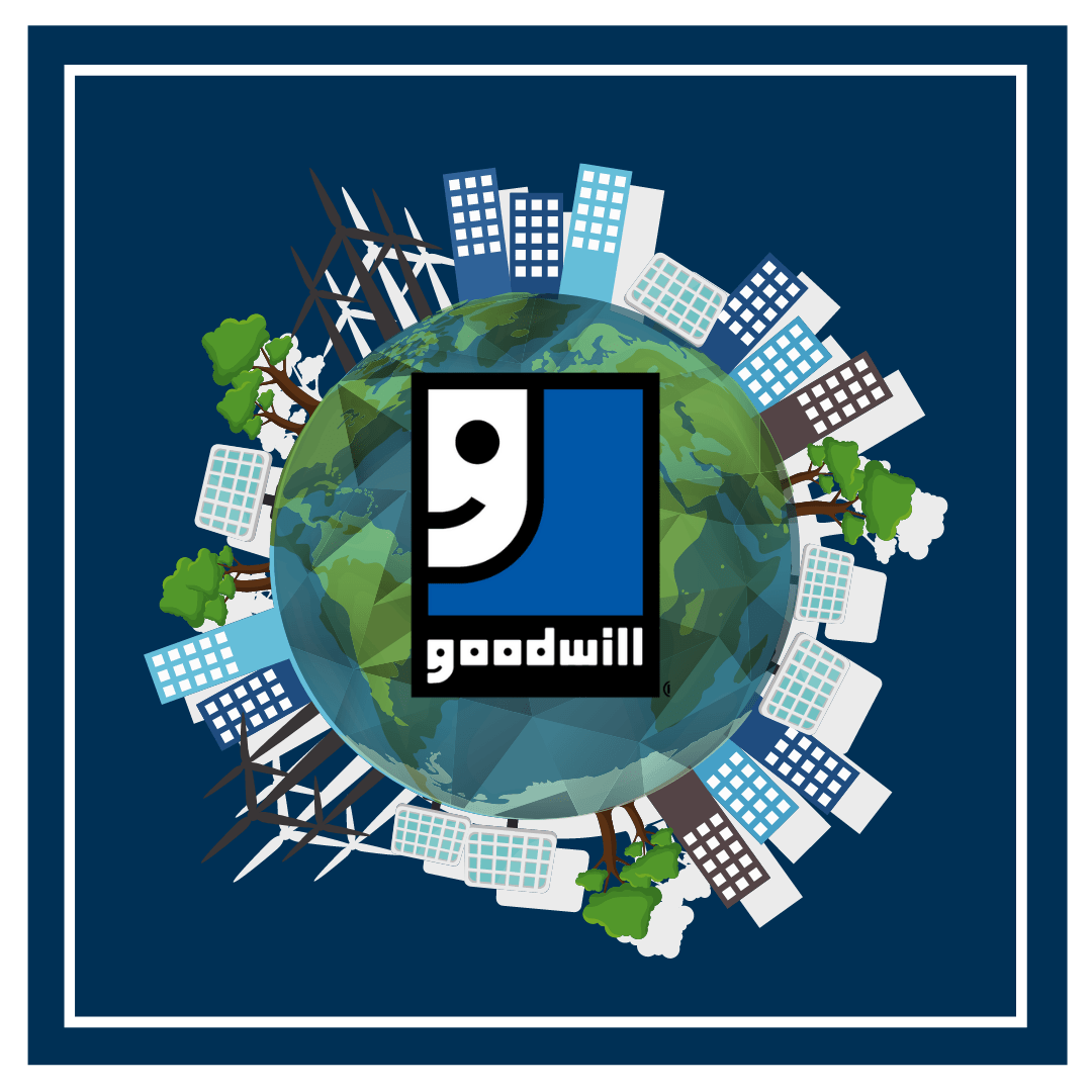 Goodwill: A Leader in the Green Economy